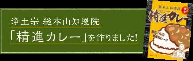 浄土宗 総本山知恩院 「精進カレー」を作りました!